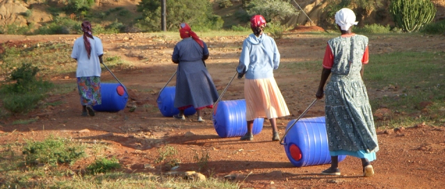 Water carrier innovation